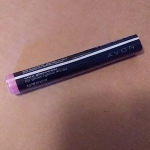 Avon ultra glazewear lip gloss in Darling Pink